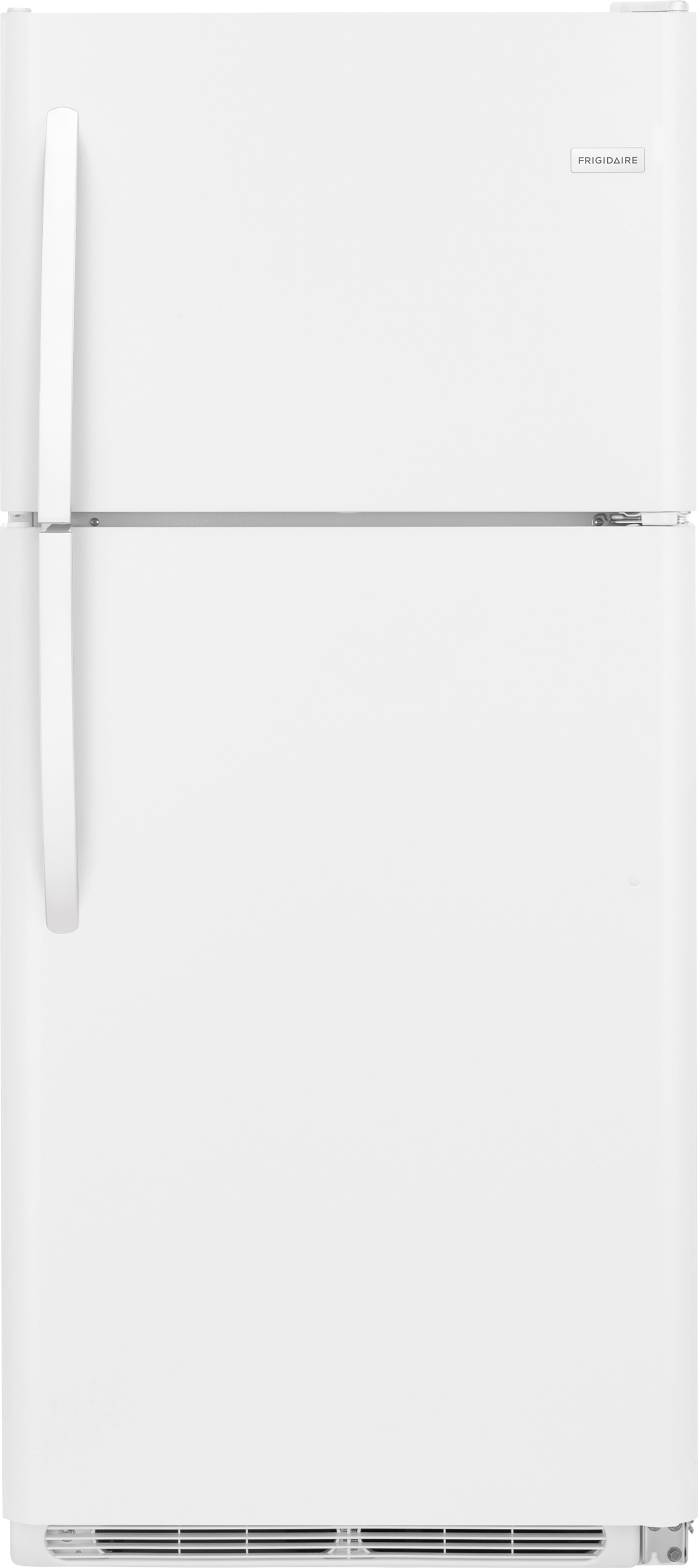 21' Black or White Refrigerator