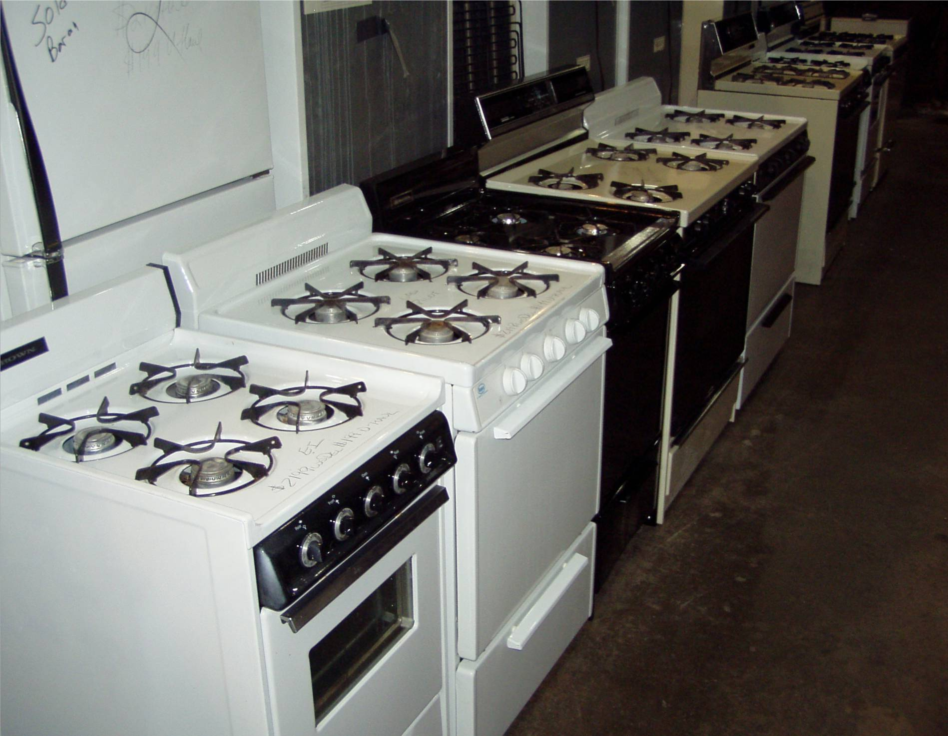 Uncategorized Used Kitchen Appliance used appliances magic chef refrigerators