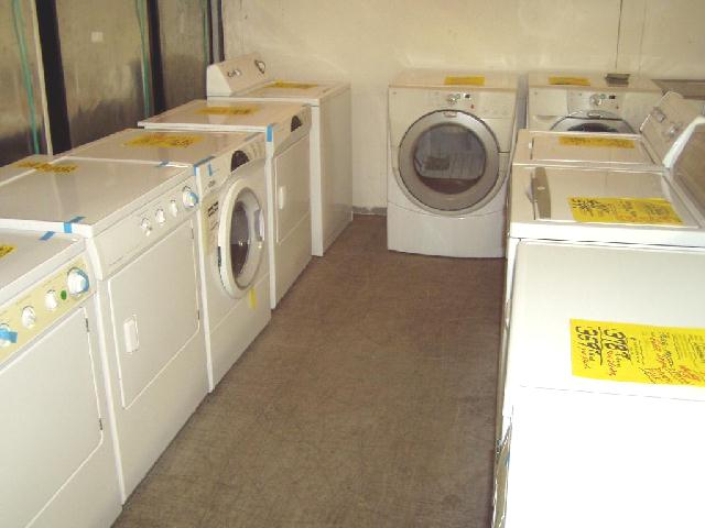 Washers Amp Dryers
