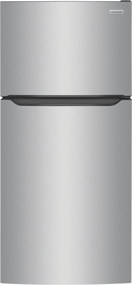 18' Stainless Steel Refrigerator